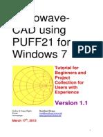 Windows7 PUFF21-Tutorial 2013 English