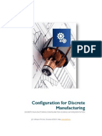 Configuration Basics of Discrete Manufacturing (1)