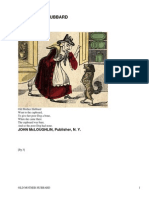 Old Mother Hubbard and Her Dog by Unknown