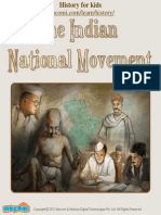 The Indian National Movement - History – Mocomi.com
