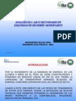 Sep Analisis de l Arco Secundario en Esquemas de Recierre Monofasico