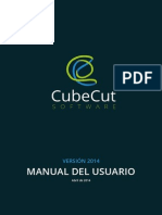 CubeCut v2014 Manual Del Usuario-Abr2014