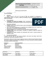 POP 026 - Controle Da Potabilidade Da Água-APM160914
