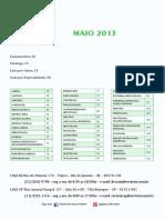 2013 05 Catálogo Revinter