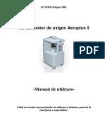 Manual Aeroplus 5