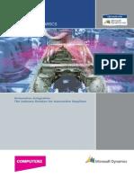 Automotive Integration 5.0 Engl CfMD 1031
