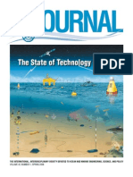 Marine Technology Society Journal - The State of Technology in 2008