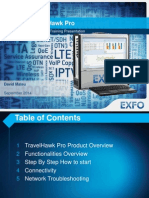 TravelHawkPro Training STC