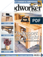 The Woodworker Woodturner 10 Sep 2014