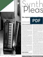 Synthetic Pleasures 2005