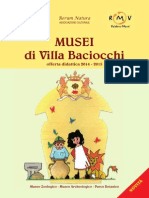 Laboratori Villa Baciocchi