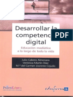 Competencia digital. Cabero
