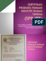 UC - KS - 17092014 - Prosedur Pengurusan (SPP-IRT)