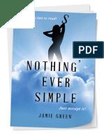 Nothing's Ever Simple by Jamie Adam Green