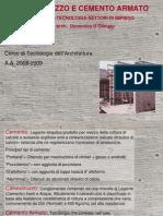 Calcestruzzo e Cemento Armato_08_09