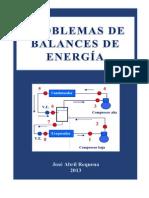 Problemas de Balances de Energia