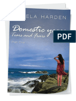 Domestic Years, Tears And Fears - Part One by Angela Harden