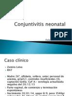 Conjuntivitis Neonatal