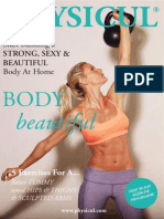 Body Beautiful, 30 Day Exercise Plan A
