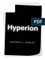 Hyperion (2nd Edition) by Jackson J. Radley