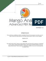 Mango User Manual V1.0