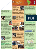 July - August 2014 Newsletter