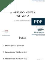 El Mercado, Venta y Postventa-José Armenteros-MSI