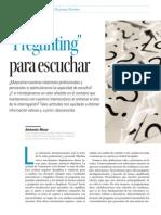 Moar, Antonio Pregunting Para Escuchar Articulo 2013
