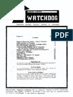 Watchdog July 1988