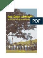 Livro-reportagem Um lenço amarelo, os 30 anos do grupo escoteiro Padre Baron (Danilo Duarte de Souza)