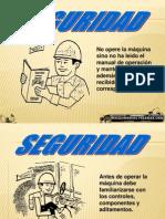 Manual Seguridad Excavadora Hidraulica