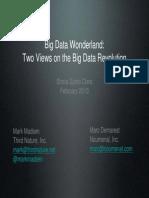 Big Data Rev