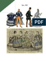 Istoria Costumului Popular