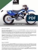 2002-05 Pampera Manual