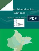 Estudio de Casos en La Region Loreto