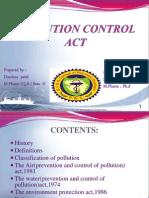Polution Act