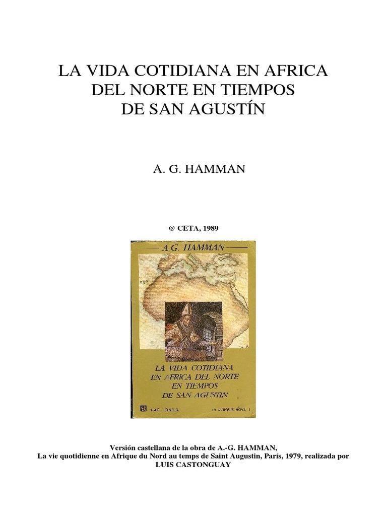 Hamman Adalbert G - La Vida Cotidiana en Africa Del Norte en Tiempos ...