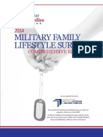 Blue Star Families 2014 Military Family Lifestyle Survey - Comprehensive Report