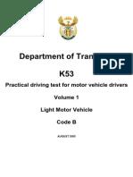 Drivers License Test Part 1[1]
