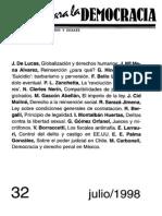 La Globalizacion No Significa Universalidad de Los DDHH Javier Lucas