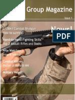 Military Group Magazine 001 PDF