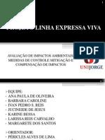 Projeto Linha Expressa Viva
