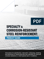 CRSI-Specialty Steel Product Guide