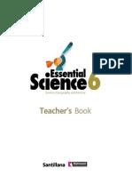 Science Teacher Book 6