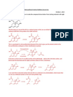 Retrosynthesis Solutions