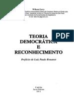 Teoria Democratica e Reconhecimento