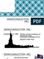 Semiconductor, Inc