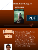 Biography Dr Martin Luther King Jr