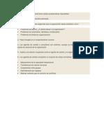 El Desarrollo Organizacional Tiene Ciertas Características Importantes