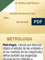 Presentación1 Ing. Adriana Metrologia